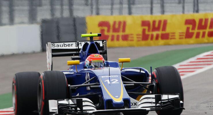 Felipe Nasr - Sauber - Formel 1 - GP Russland - 30. April 2016