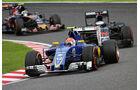 Felipe Nasr - Sauber - GP Japan 2016 - Suzuka