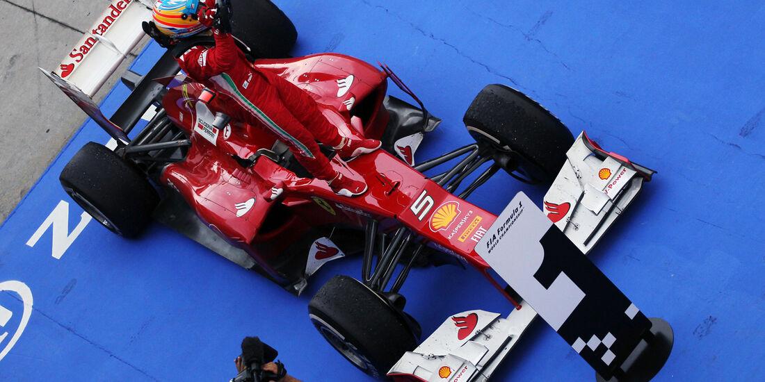 Fernando Alonso 2012