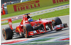 Fernando Alonso - Ferrari - Formel 1 - GP Italien - 7. September 2013