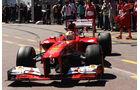 Fernando Alonso - Ferrari - Formel 1 - GP Monaco - 23. Mai 2013