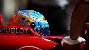 Fernando Alonso - Ferrari  - Formel 1 - GP USA - 31. Oktober 2014