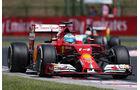 Fernando Alonso - Ferrari - Formel 1 - GP Ungarn - 26. Juli 2014