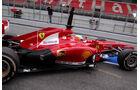 Fernando Alonso - Ferrari Formel 1 - Test - Barcelona - 19. Februar 2013