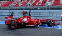 Fernando Alonso - Ferrari - Formel 1 - Test - Barcelona - 20. Februar 2013
