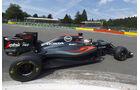Fernando Alonso - Formel 1  - GP Belgien 2016