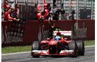 Fernando Alonso - Formel 1 - GP Spanien 2013