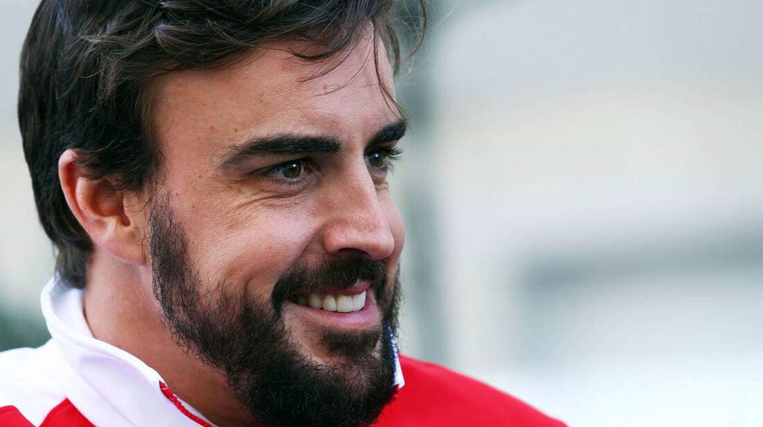 Fernando Alonso - Formel 1 - GP USA - 1. November 2014