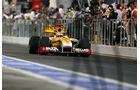 Fernando Alonso - GP Abu Dhabi 2009
