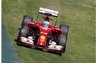 Fernando Alonso - GP Australien 2014
