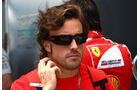 Fernando Alonso - GP Brasilien - 24. November 2011