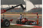 Fernando Alonso - GP Indien - Training - 28.10.2011