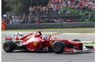 Fernando Alonso GP Italien 2012 Monza