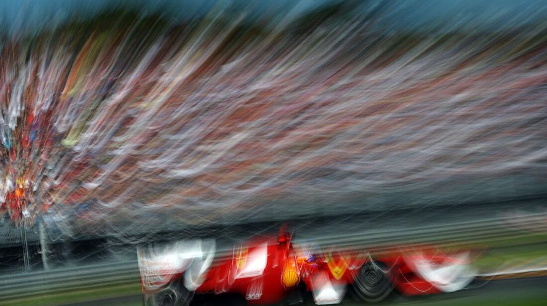 Fernando Alonso - GP Italien - Monza - 9. September 2011