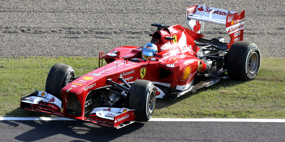 Fernando Alonso - GP Japan 2013