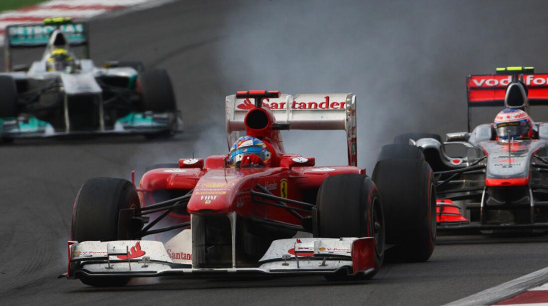 Fernando Alonso GP Korea 2011