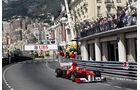 Fernando Alonso GP Monaco 2011