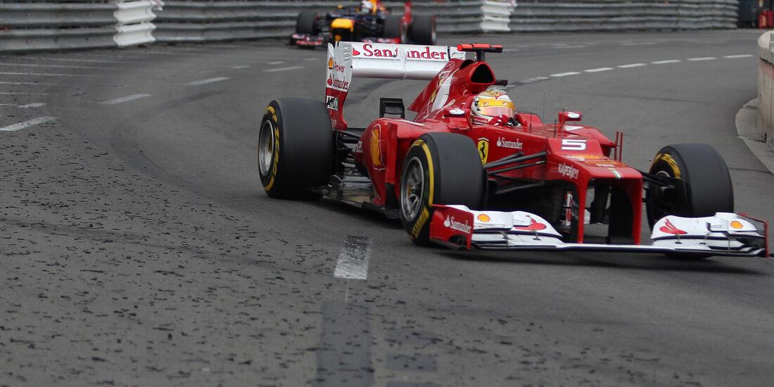 Fernando Alonso - GP Monaco 2012