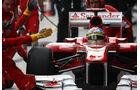 Fernando Alonso GP Türkei 2011