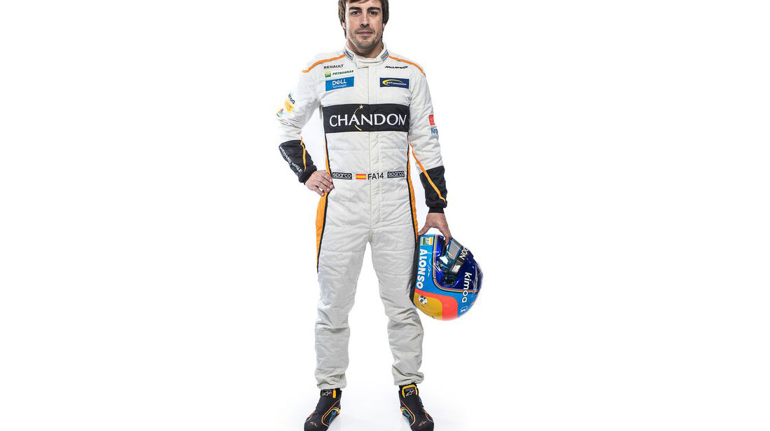 Fernando Alonso - McLaren - F1 - 2018