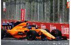 Fernando Alonso - McLaren - Formel 1 - GP Aserbaidschan - 29. April 2018