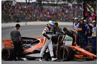 Fernando Alonso - McLaren - Formel 1 - GP Brasilien - 11. November 2017