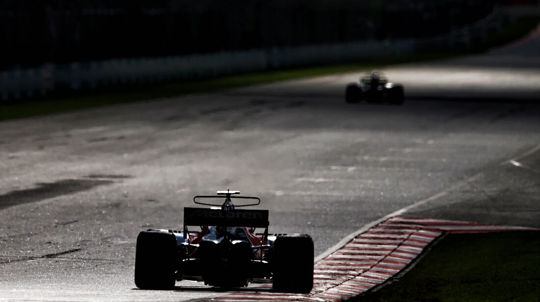 Fernando Alonso - McLaren - Formel 1 - GP Malaysia - Sepang - 30. September 2017