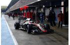 Fernando Alonso - McLaren - Formel 1-Test - Jerez - 3. Februar 2015