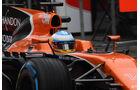Fernando Alonso - McLaren-Honda - Formel 1 - GP China 2017 - Shanghai - 7.4.2017