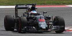 Fernando Alonso - McLaren-Honda - GP China - Shanghai - Freitag - 15.04.2016
