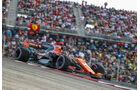 Fernando Alonso - McLaren-Honda - GP USA 2017 - Qualifying