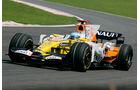 Fernando Alonso - Renault R28 - Formel 1 - 2008