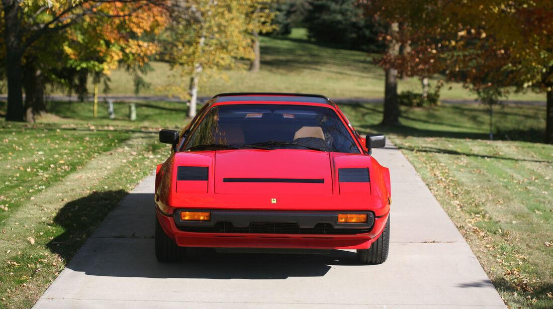Ferrari 308 GTS Quattrovalvole - Sportwagen - V8 - Mittelmotor - Magnum - TV-Serie
