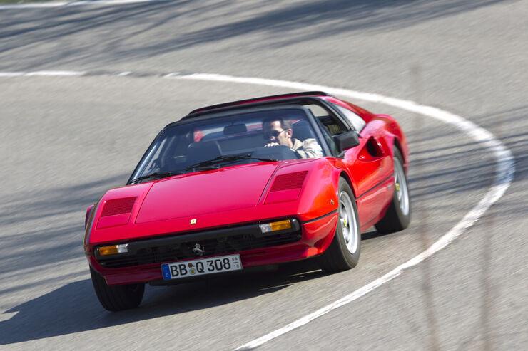 Ferrari 308 GTSi, Baujahr 1982