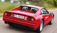 Ferrari 328 GTB, Heckansicht
