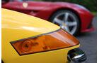 Ferrari 365 GTB/4, Frontscheinwerfer