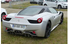 Ferrari 458 - Fan-Autos - 24h-Rennen Le Mans 2015