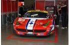 Ferrari 458 Italia - AF Corse - LMGTE AM - Startnummer #83 - WEC - Nürburgring - 6-Stunden-Rennen - Sonntag - 24.7.2016