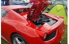 Ferrari 458 Italia - Carspotting - 24h-Rennen Le Mans 2016