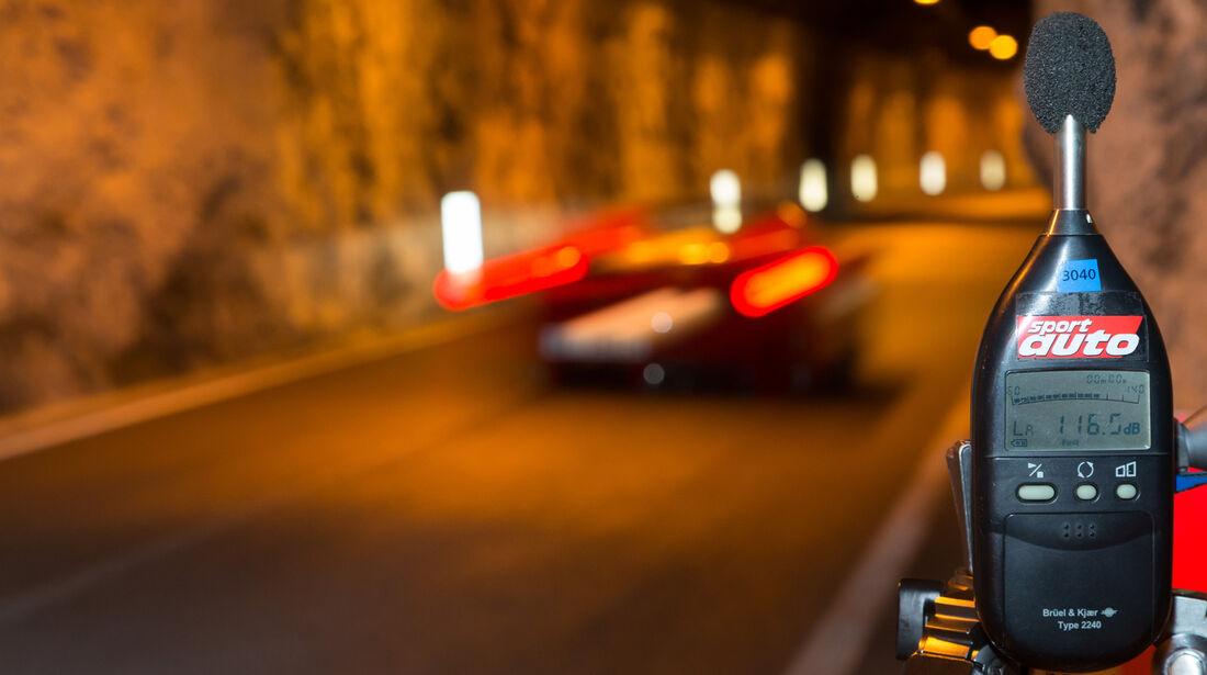 Ferrari 458 Speciale A, Heckansicht