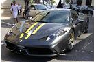 Ferrari 458 Speciale - Carspotting - GP Monaco 2016