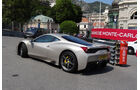 Ferrari 458 Speciale - Carspotting - GP Monaco 2017