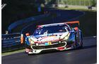 Ferrari 488 GT3 - Wochenspiegel Team Monschau - Startnummer #22 - Top-30-Qualifying - 24h-Rennen Nürburgring 2017 - Nordschleife