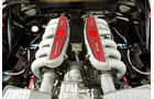 Ferrari 512 TR, Motor