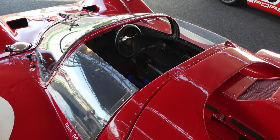 Ferrari 512S - Legendenparade - GP Österreich 2017 - Spielberg