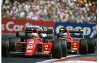 Ferrari 640 - Verrückte Formel 1-Ideen