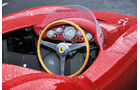 Ferrari 750 Monza, Lenkrad
