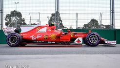 Ferrari - Anstellung - F1-Technik - Formel 1 - 2017