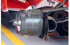 Ferrari Bremsbelüftung - Formel 1 - GP Ungarn - 23. Juli 2016