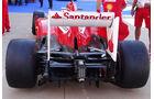 Ferrari - Diffusor - Formel 1 2013